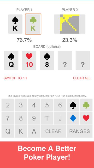 Preflop+ Poker GTO Nash Chartsのおすすめ画像5