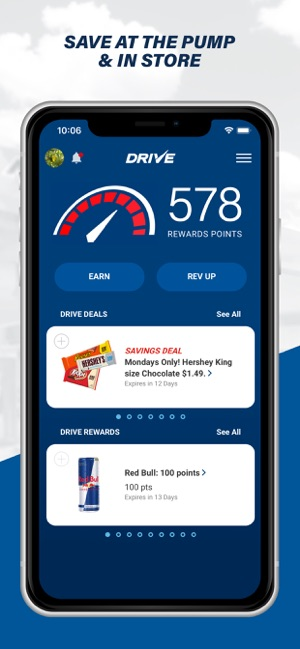 9404867fa Murphy Drive Rewards on the App Store