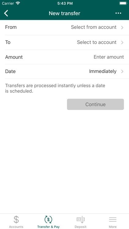 ESB Financial Mobile Banking screenshot-4