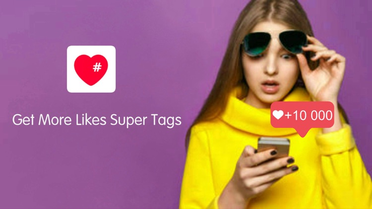 Get More Likes Super Tags