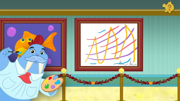 Musical Paint For Kids screenshot-2