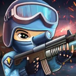 反恐英雄-合成枪战
