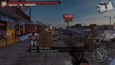 Screenshot for Zombie Frontier 3: Sniper FPS in Lebanon App Store