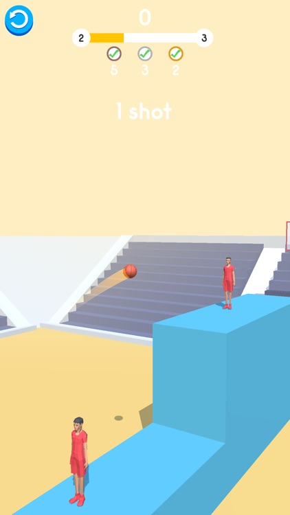 Ball Pass 3D screenshot-2