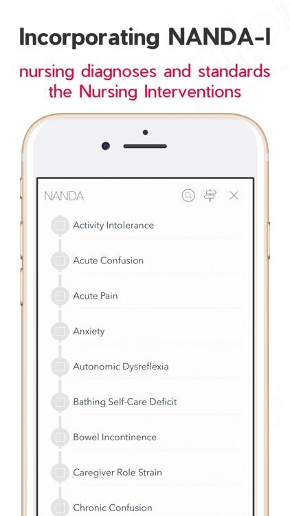 Sparks & Taylor's Nursing Dx screenshot-5