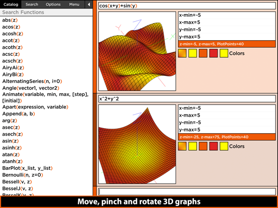 MathStudio Express Screenshots