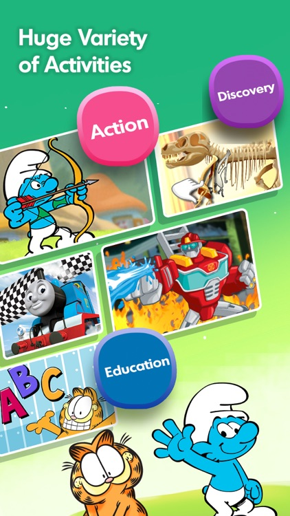 Budge World - Kids Games & Fun screenshot-4