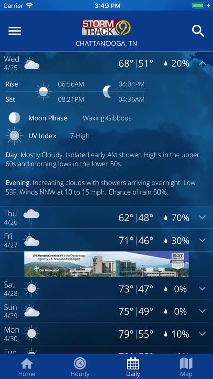 WTVC Storm Track 9 screenshot-3