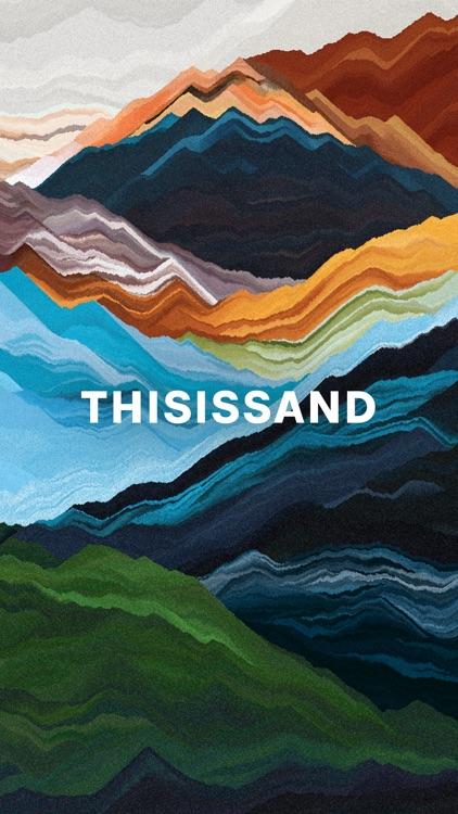 Thisissand