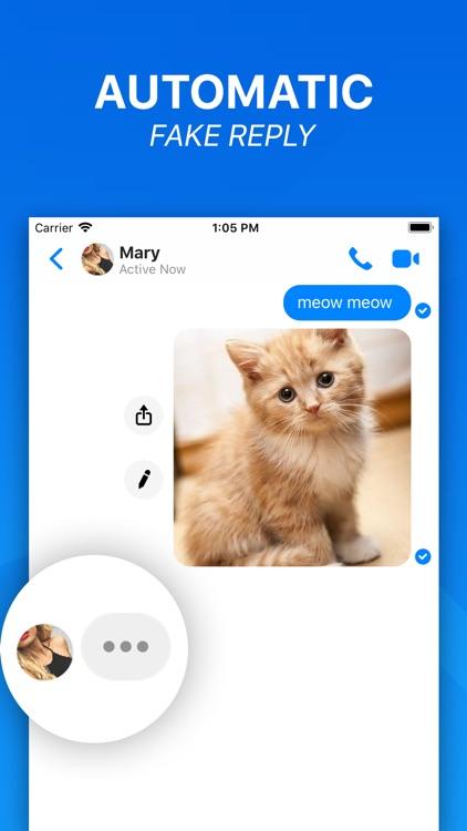Prank Messenger - Fake Chat