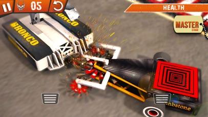 Robot Car Crash Battleship screenshot 4