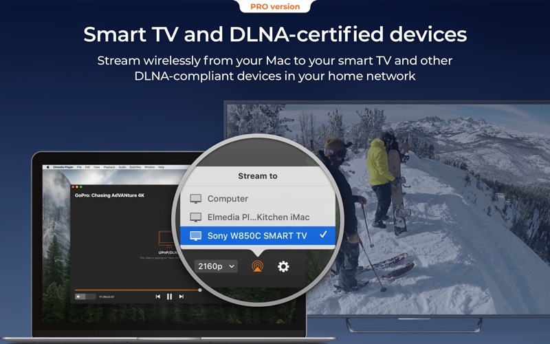 Elmedia Video Player Screenshot