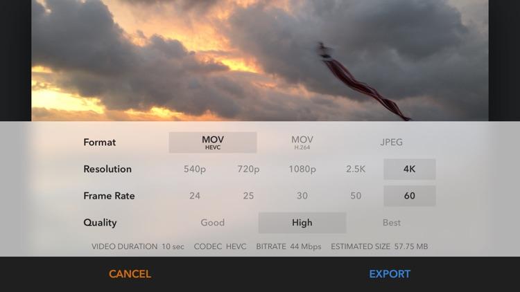 Skyflow – Time-lapse shooting screenshot-4