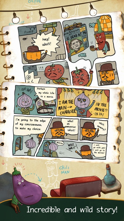 Mr. Pumpkin Adventure HD