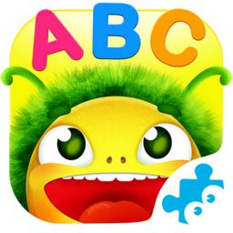 Ícone do app Yum-Yum Letras para crianças