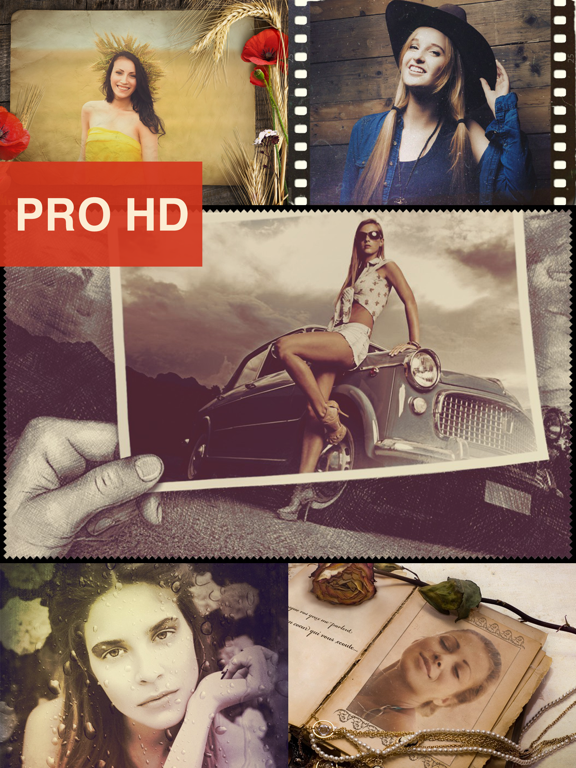 Photo Lab PROHD picture editor Screenshots