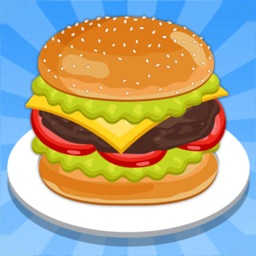 Hamburger Cooking Game