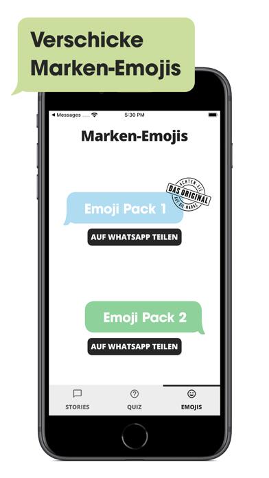 Marken-EmojisScreenshot von 3