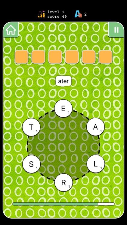 Wordz (words game) screenshot-7