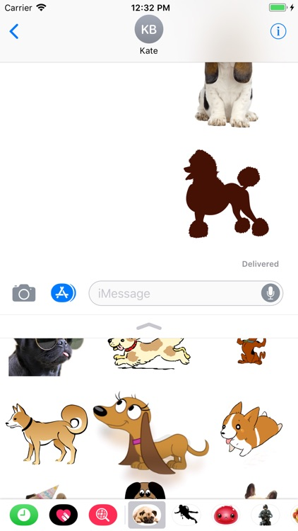 Dogs Stickers Pro