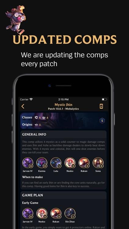 Summoner TFT -  Tactics Helper screenshot-6