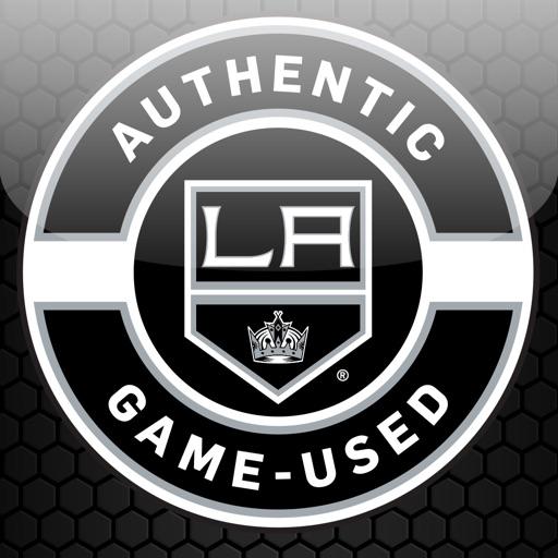 Game Used - LA Kings Game Used
