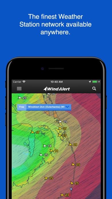 WindAlert Screenshot
