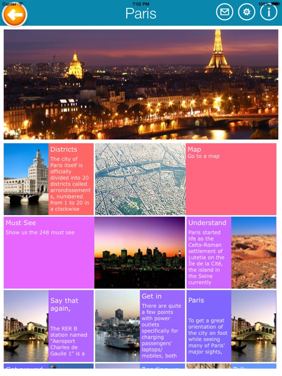 Travel Encyclopaedia screenshot-3