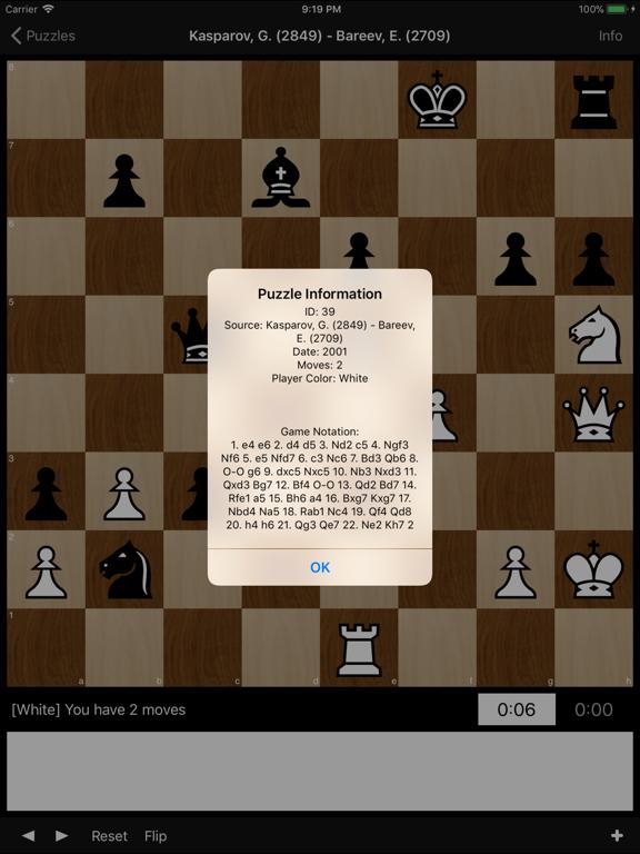 Скачать Chess Puzzles: World Champions