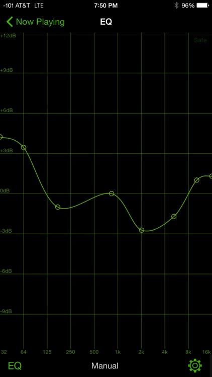 SpotEQ: Equalizer Bass Booster screenshot-5