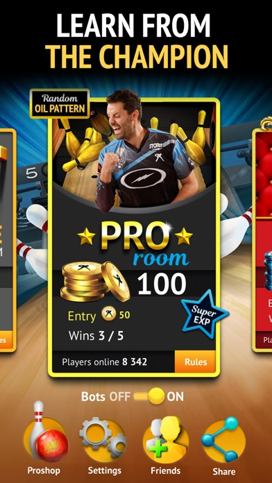 Bowling by Jason Belmonte free Tickets and Power hack