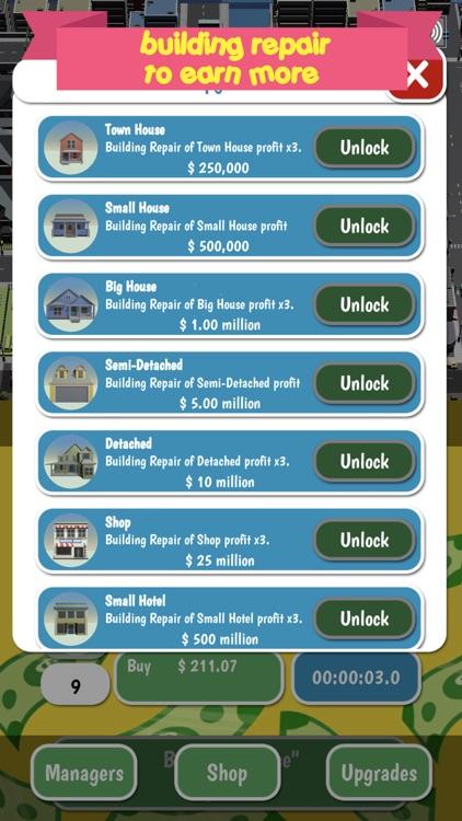 Idle Rent Tycoon screenshot-4