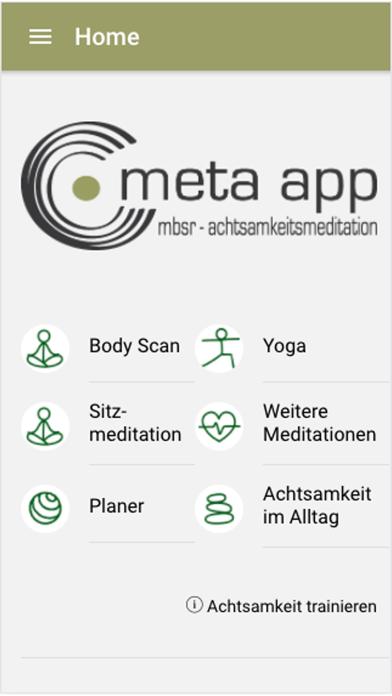 meta appScreenshot von 1