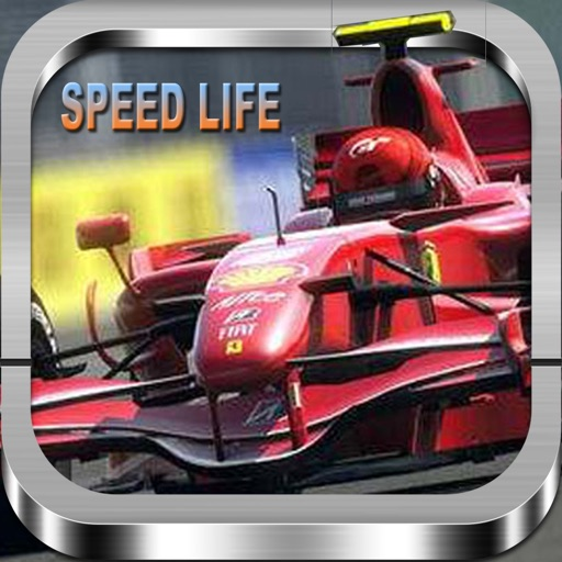 SPEED LIFE-Super racing car