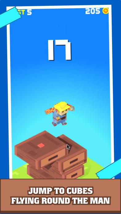 Jump Up Man screenshot two