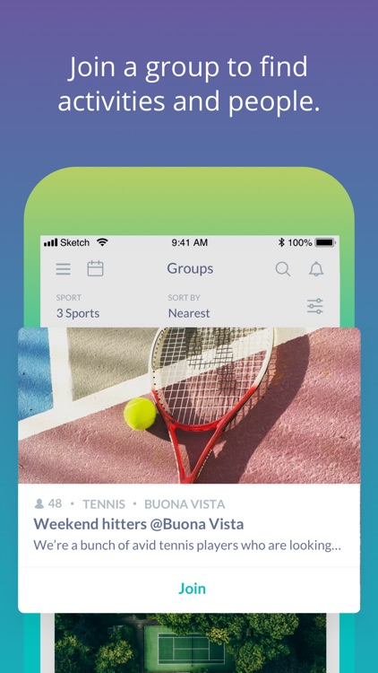 546322343 Rovo - Find Sports Buddies by Rovo Pte. Ltd.