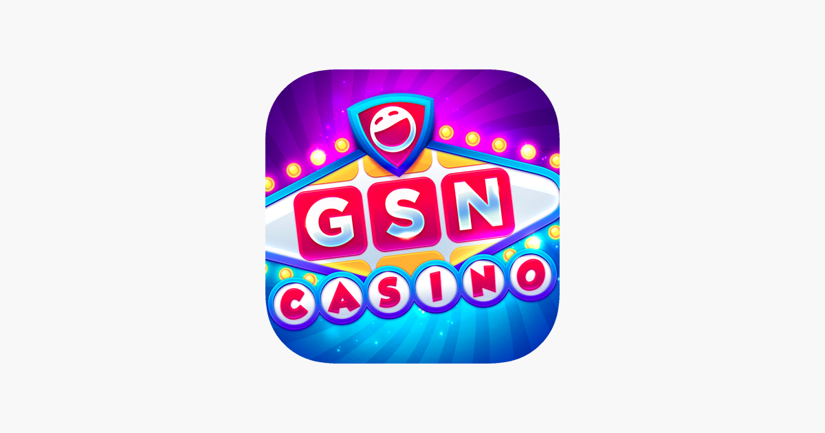 GSN Casino: Slot Machine Games on the App Store