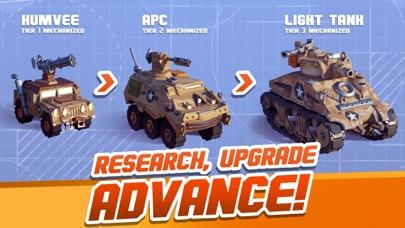 Hardhead Squad: MMO War screenshot 6