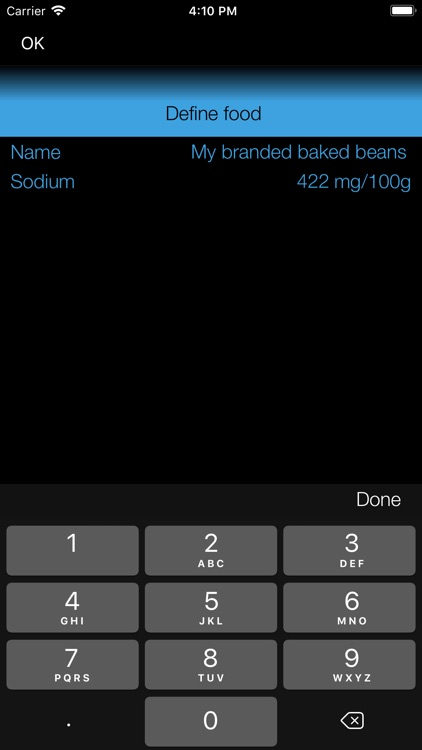 Sodium Counter & Tracker screenshot-8