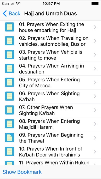 Dhikr and Duaa Collections screenshot-3
