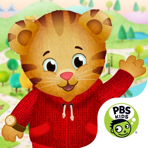 Daniel Tiger's Play at Home icon