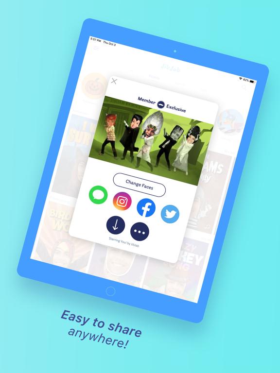 iPad Image of JibJab