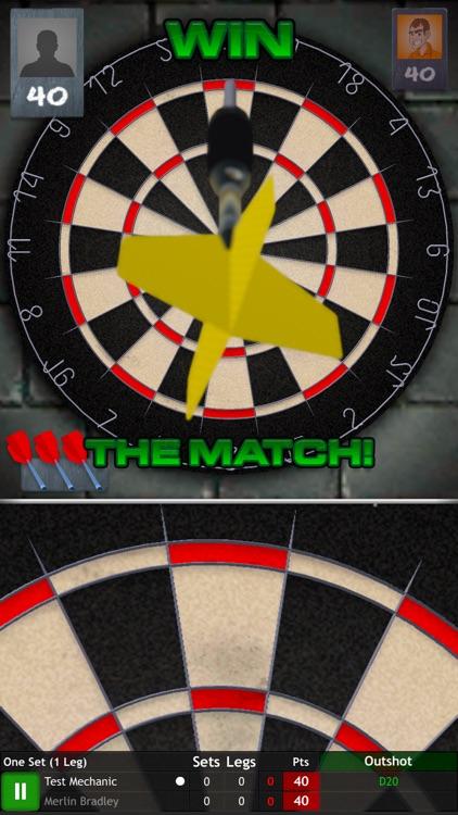 Bulls i Darts: Masters Edition screenshot-5