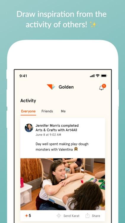 Golden Volunteer Opportunities screenshot-4