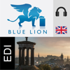 Blue Lion Guides - Edinburgh - Enlightenment  artwork