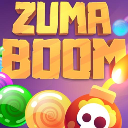 schlangenball · zuma boom