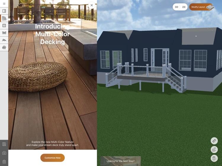TimberTech Deck Designer screenshot-4
