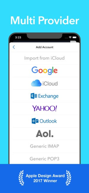 ‎Airmail - Your Mail With You Screenshot