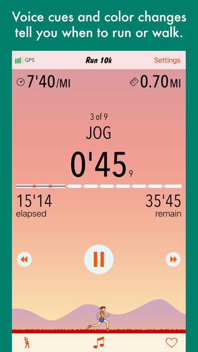 Run 10k - couch to 10k programのおすすめ画像5