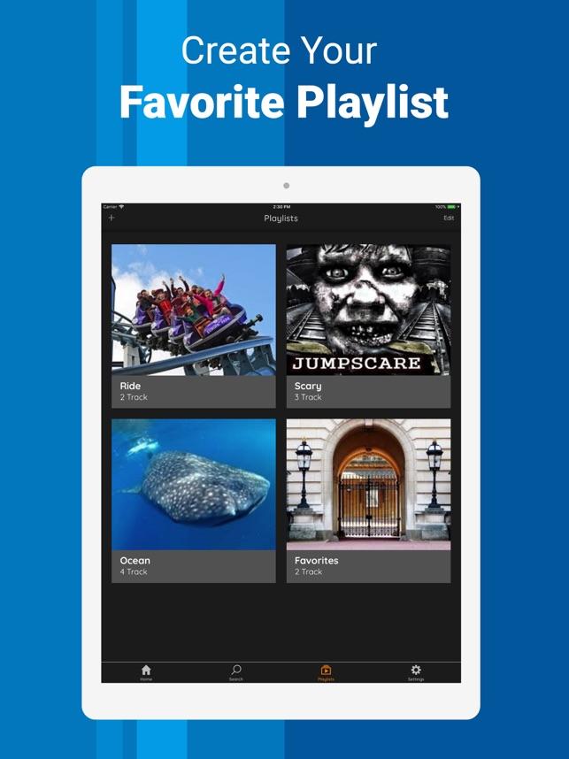 VR – Tube : 3D & 360 Videos on the App Store